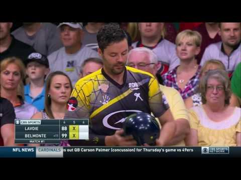 PBA Bowling Badger Open 10 05