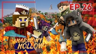 WHO KILLED MY WIFE?! - Harmony Hollow LUCKY WARS - Ep.26