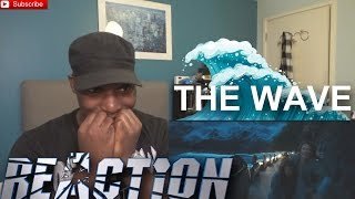 The Wave Official Trailer 1 (2016) Kristoffer Joner, Thomas Bo Larsen - REACTION!