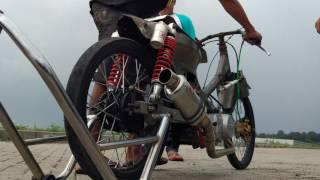 prepare drag bike c70 koentoel soerobojo