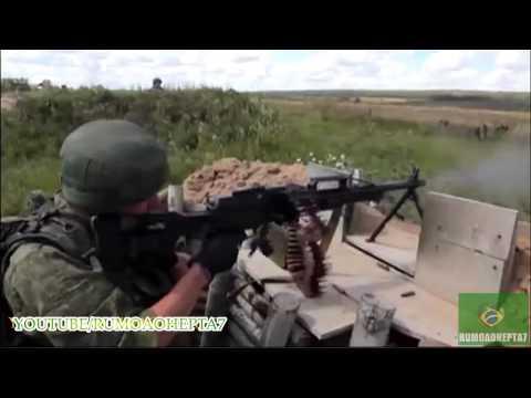 KEKUATAN MENGERIKAN MILITER RUSIA