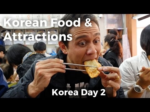 Xxx Mp4 Amazing Korean Food And Attractions In Seoul Day 2 3gp Sex