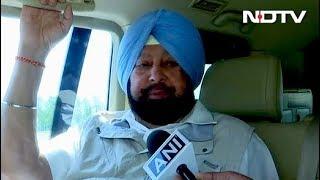 Sidhu पर बरसे Captain Amarinder, Party आलाकमान से की फैसले की मांग