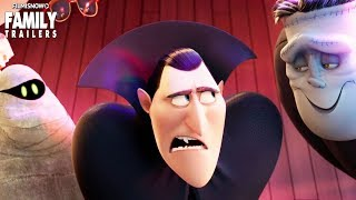 HOTEL TRANSYLVANIA 3: SUMMER VACATION Drac is back in funny new trailer