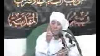 حسن شحاتة الشيعي في مواجهة إبنه حمزة السني YouTube