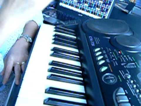 Keyboard Mengenal Rhytm Belajar bersama Maya Keyboard3