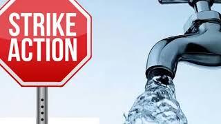 Water board employees to strike