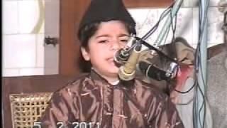 Mashallah Cute Yazdani(abu bakar sultan yazdani)