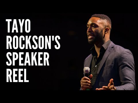 Xxx Mp4 Speaker Reel For Cultural Translator And Keynote Speaker Tayo Rockson 3gp Sex