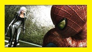 The Amazing Spiderman: VS Black Cat Le Film Complet En Français (Filmgame)