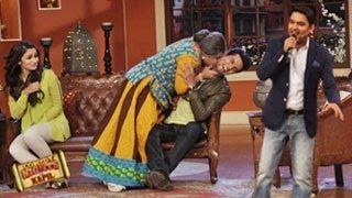 Alia Bhatt & Randeep Hooda GET MOLESTED in Comedy Nights with Kapil 22nd February 2014 FULL EPISODE