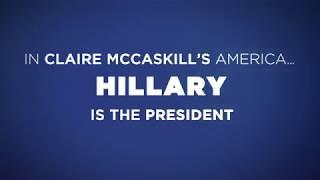 Claire McCaskill for Hillary Clinton