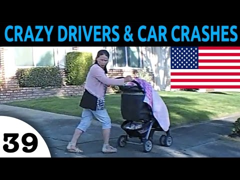 watch Crazy Drivers & Car Crash Compilation in USA Episode 39