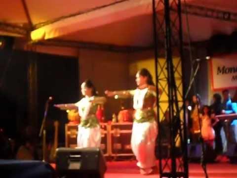Dheem Tana - Danced by MADHOBI AND KOROBI