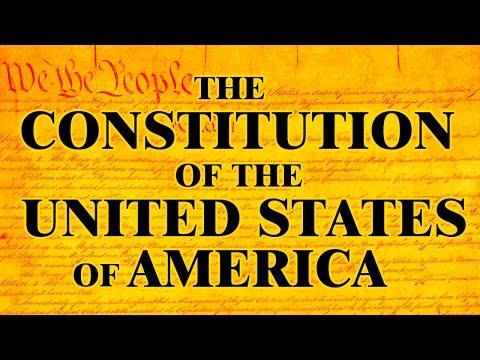 United States Constitution · Amendments · Complete Text + Audio