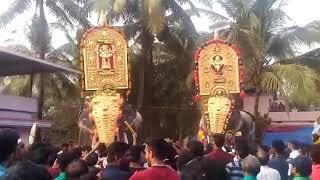 ചെർപ്പുളശ്ശേരി പാർത്ഥൻ vs വലിയപുരക്കൽ ആര്യനന്ദൻ