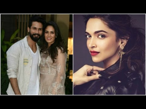 Why Mira Hosted A Pre Birthday For Shahid | Deepika On Her Relationship Status