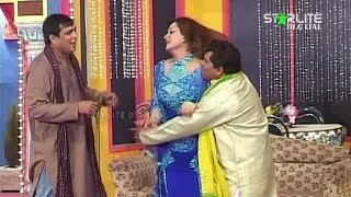 Tere Nakhray Hazaar Nargis New Pakistani Stage Drama Full Comedy Funny Play