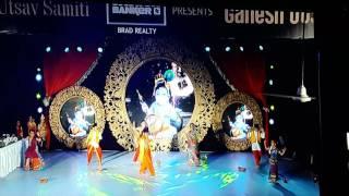 PSN Ganesh Utsav 2016 Kids Dance Drama