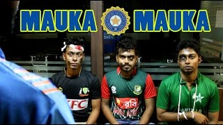 Mauka Mauka | India vs South Africa Champions Trophy 2017  |  ICC T20 world cup 2016 #Crazy Thoughts