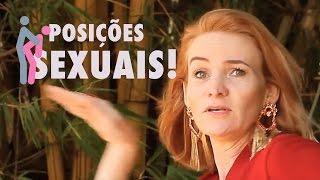 POSIÇÕES SEXUAIS que toda mulher deveria experimentar!!!