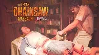 Texas Chainsaw Massacre Maze at Halloween Horror Nights 2016 Universal Studios Hollywood