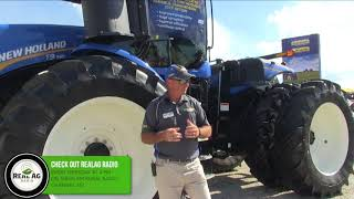 New Holland brings Auto Command CVT to articulated T9 tractors