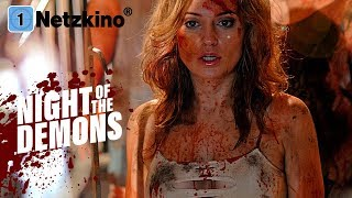 Night of the Demons - Evil likes to party (Horror in ganzer Länge)