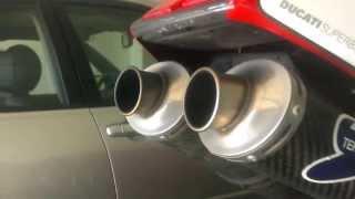 2002 Ducati 998 with Full Termignoni exhaust