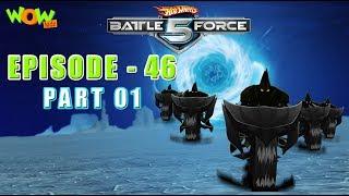 Motu Patlu presents Hot Wheels Battle Force 5 -Shadow Runners - S2 E46.P1 - in Hindi
