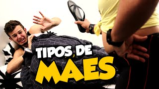TIPOS DE MÃES