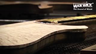 Warwick Custom Shop Basses: Infinity NT for Mad Jazz Morales