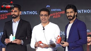 Harshvardhan Kapoor Launches Cinthol New Mens Grooming Range