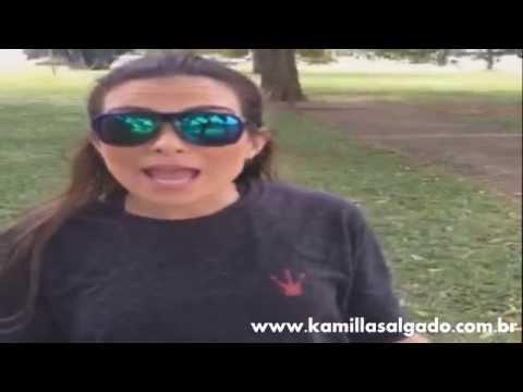 Kamilla Salgado Vida Saudável