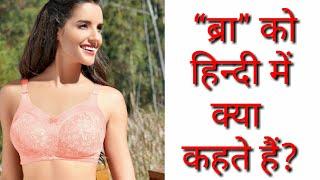 हिंदी पहेलियाँ – हिंदी पहेलियाँ उत्तर के साथ || bra ko hindi me Kya kahte hai
