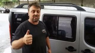 Bancos da CHEVY SPIN NA FIAT DOBLO ( 8 LUGARES )