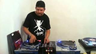 DJ Milton Freestyles Scratches Online Brasil 2015 Next Sound