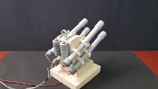 How to make an Anti Aircraft Missile Launcher