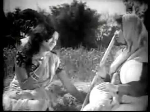 Bangla old Movie Song- Babita on Nayan Moni  Nanigo Nani Bolije Aami mp4