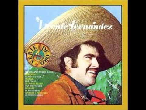 Vicente Fernandez No Me Se Rajar