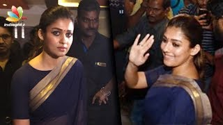WOW! Nayanthara watches Aram in theatres with fans | Hot Tamil Cinema News