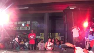Marshall ( Zambia ) vs Dextor ( South Africa  ) 2013 Red Bull Bc One Cypher: Johannesburg Qualifiers