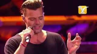 Ricky martin - a medio vivir en vivo viña 2014 (hd 1280  by hbk)