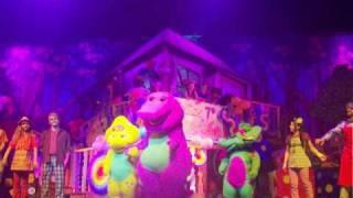 Barney Eu amo você