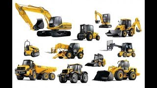 types of construction equipment | construction equipment for building | shailesh 360