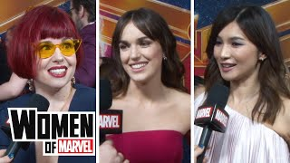 Cast, Crew, and Celebrities on what Marvel Studios' Captain Marvel Means To Them