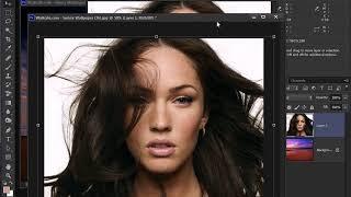 Adobe Photoshop Cs6 tutorial in bangla  Backgroun eraser 26