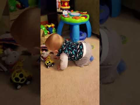 Spencer Rolled Over 11.22.17