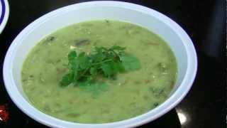 Soup Balghour - Persian Food