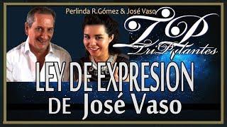 Ley De Expresión De José Vaso